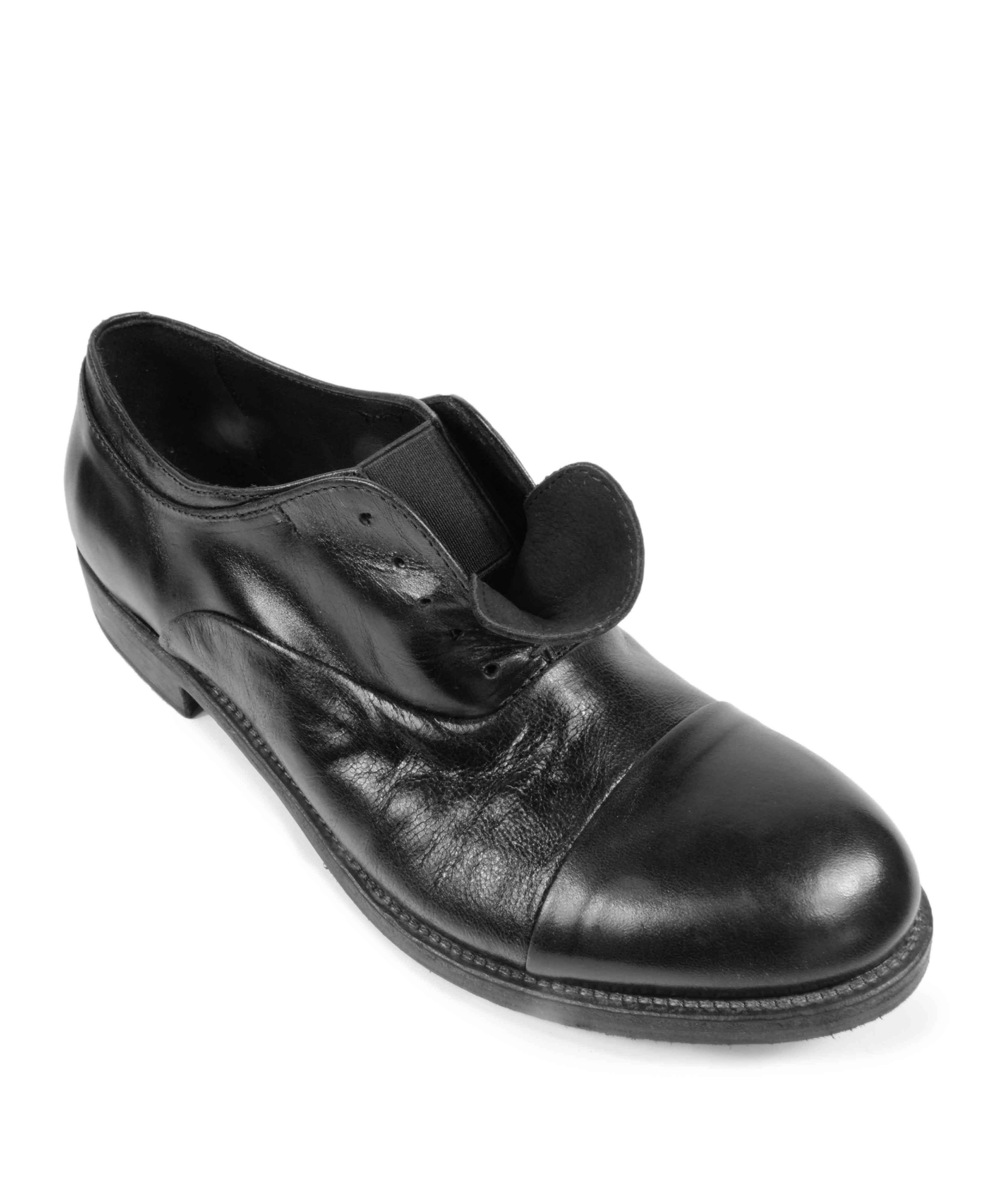 Pawelk's scarpa da uomo francesina stringata Vestire Shop