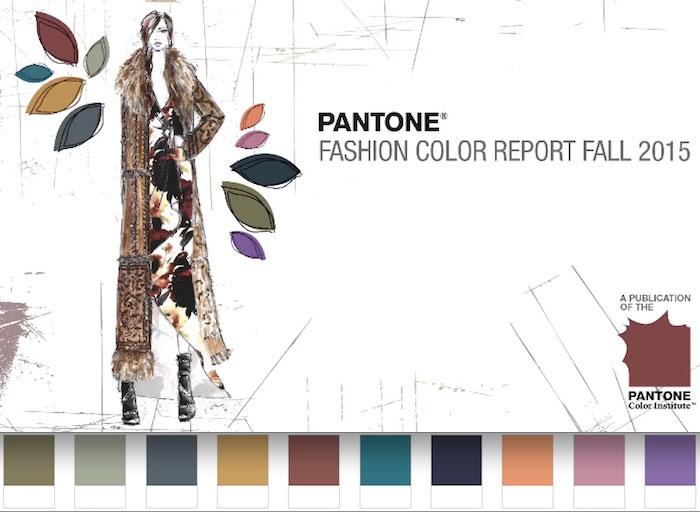 pantone colors fall 2015