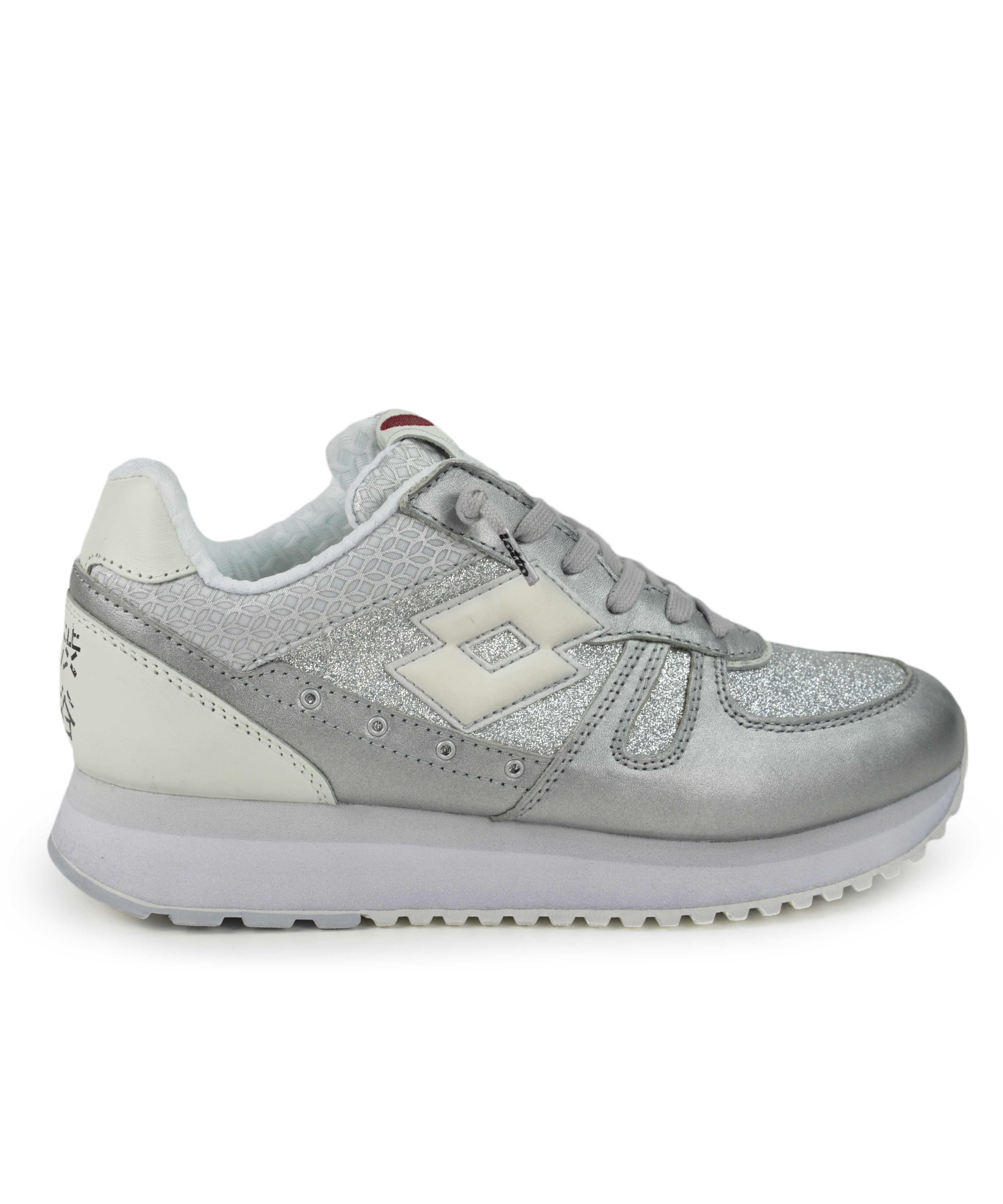 71a497dd3fbf4 Sneaker da donna Lotto Tokyo Shibuya argento
