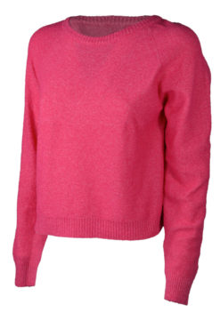 maglia girocollo wool e co