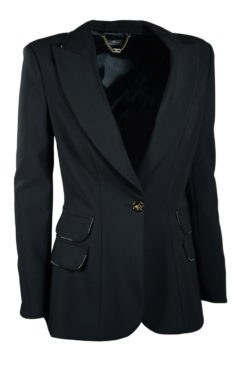 giacca monopetto firmata Elisabetta Franchi